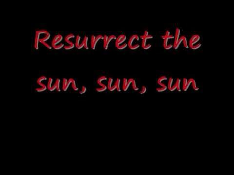 Black Veil Brides - Resurrect The Sun Lyrics - YouTube