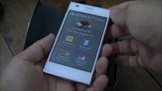 LG Optimus L5 Dual E615 Review