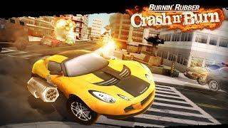 Burnin' Rubber Crash N' Burn Android GamePlay Trailer (HD