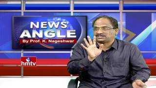 Prof Nageswar about CM Chandrababu Response on Cash For Vo..