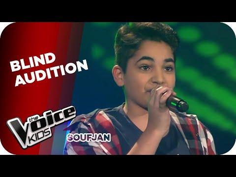 Lady Gaga - Applause (Soufjan) | The Voice Kids 2014 | Blind Audition | SAT.1