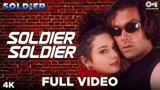Soldier Soldier Meethi Baaten - Soldier Video Song