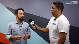 Workshop YouTuber Inoveduc -   Entrevista Maicol Ximenes