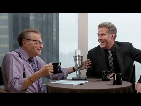"Anchorman 2: Will Ferrell, David Koechner, Judd Apatow, and Adam McKay on ""Larry King Now"""