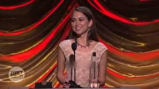 2014 XBIZ Awards Riley Reid Wins 'Female Performer Of
