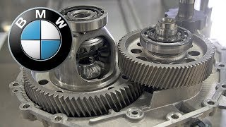 BMW Electric Engine PRODUCTION. YouCar Car Reviews.