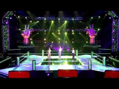 เพลง สาวนาสั่งแฟน / น้ำตาล + สตางค์ + ไอซ์ The Voice Kids Thailand THE BATTLE (เฉพาะเพลง)