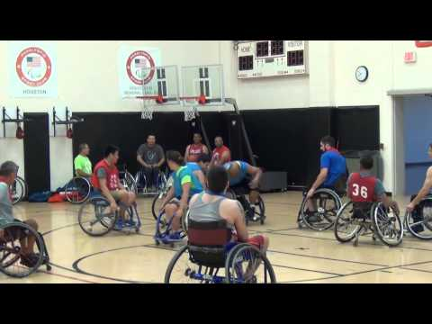 Wheelchair Fastbreak 2Night NOT Top Ten 6/2/2014