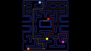 AI learns to play PACMAN || Part 1 the making of Pacman