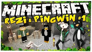 CZO TEN REMEK?! ReZi & Pingwin ADVENTURES #1