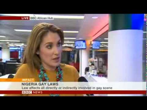 NIGERIA ANTI GAY BILL: BBC TRENDING UPDATE