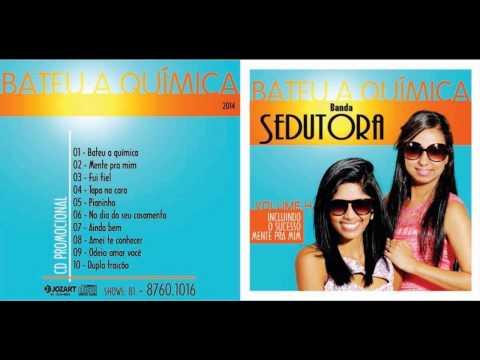 BANDA SEDUTORA - CD PROMOCIONAL 2014