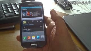 Differenze Tra Samsung Galaxy S III I9300 VS I9305