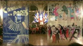 Le Tango Corse spectacle Mai de l'Europe Nancy 2016