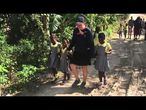 2014 Ole Miss Football Haiti Mission Trip