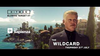 HITMAN - Hetedik Elusive Target - The WildCard (Gary Busey)