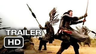 Saving General Yang Official Trailer #1 (2013) - Hong Kong War Epic Movie HD