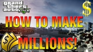 GTA 5 How To Make Millions Fast Using The Stock Market