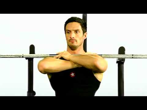 Front Squats for Basketball players