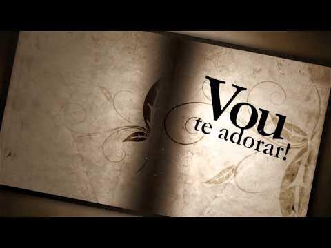 Lyric Video Raquel Mello - Vou Te Adorar