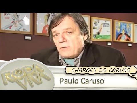 Entrevista com Paulo Caruso