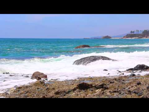 Ocean Waves Meditation ~ 528Hz Solfeggio Frequency ~ Schumann's Resonance Binaural Beat Meditation