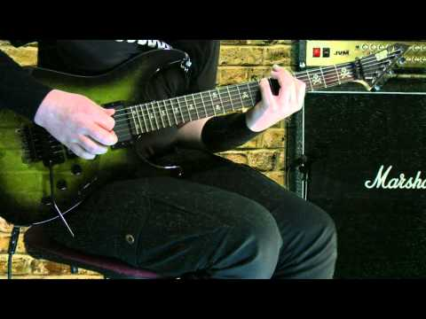 Cemetery Gates - PanterA - Guitar Cover
