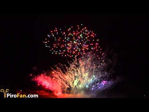 Pirotecnia Martí - 24º Concurso Int de Fuegos Artificiales Ciudad de Tarragona