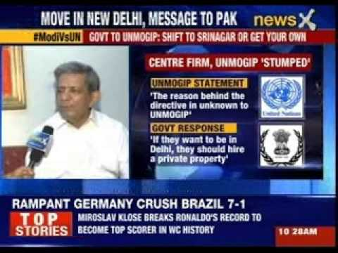 Narendra Modi govt asks UN mission to vacate Delhi office
