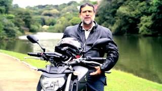 Yamaha MT-09 chama a aten��o ao misturar estilos naked e motard