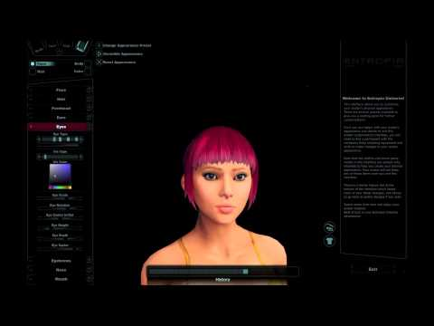 The New Entropia Universe Avatars are here, MindArk, developer of the Entropia Universe Platform, is proud to announce a new Avatar System available for all new and existing participants in Entropia Universe