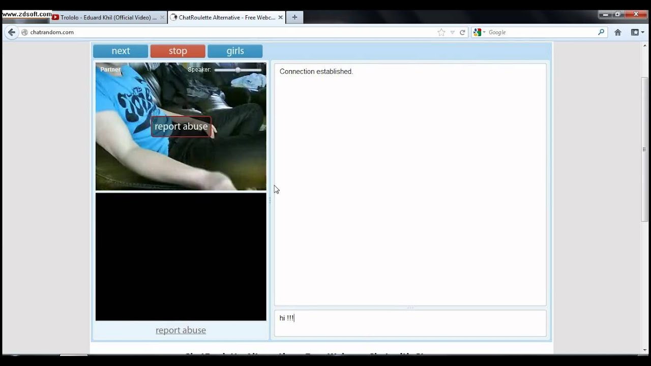chatrandom cam
