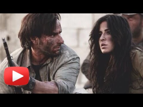 FIRST LOOK - Katrina Kaif Saif Ali Khan In Kabir Khan's Phantom Photos Leaked