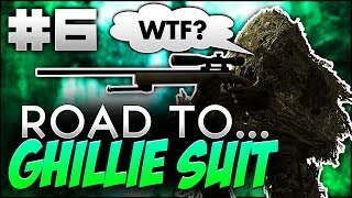 Call Of Duty: Ghosts Road To Ghillie Suit LIVE W
