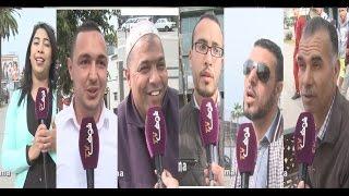 نسولو الناس:شوفو أشنو قالوا المغاربة على تعيين سعد الدين العثماني رئيسا للحكومة عوض بنكيران | نسولو الناس