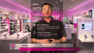 Setting Up Wi-Fi Calling On Windows Phones