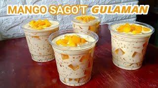 Mango Sago't Gulaman Recipe   How to Make Mango Sago't Gulaman