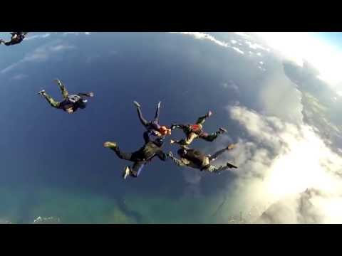 Skydiving in Paradise - July 26th and 27th 2014