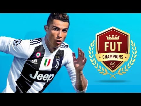DOMINGO de FUT CHAMPIONS   FIFA 19