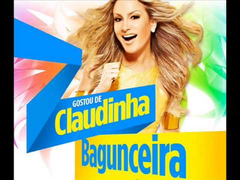 Claudia Leitte - Claudinha Bagunceira | MÚSICA NOVA 2013