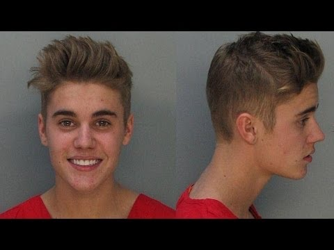 Justin Bieber Arrested For DUI, Drag Racing, Expired Licence - VIDEO