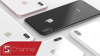 So sánh iPhone 7 và iPhone 8 sắp ra mắt: Khác biệt, khác biệt hoàn toàn!!!