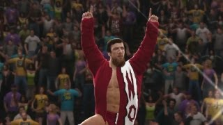WWE 2K14 Daniel Bryan Entrance + Finisher