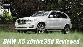 2014 BMW X5 XDrive35d Diesel SUV Reviewed