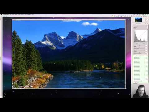Enhancing Landscape Images in Nikon Capture NX2 with Kristian Bogner