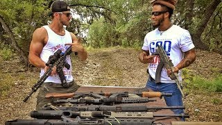 AR15 vs AK47, Which is Better???