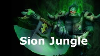 [S4/D1] Sion Jungle, Full Game Commentary!