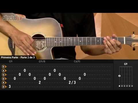 Incondicional - Oficina G3 (aula de violão)
