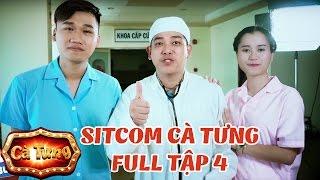 Sitcom Hài Cà Tưng Tập 4 (Full) -  Xuân Nghị, Thanh Tân, Lâm Vỹ Dạ