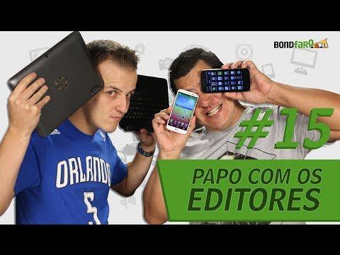 Papo com os Editores #15 - HP SlateBook X2, Philips Hue e mais